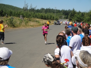 The Pursuit of Happiness: Second to Last leg of the Hood To Coast Relay - August 2011